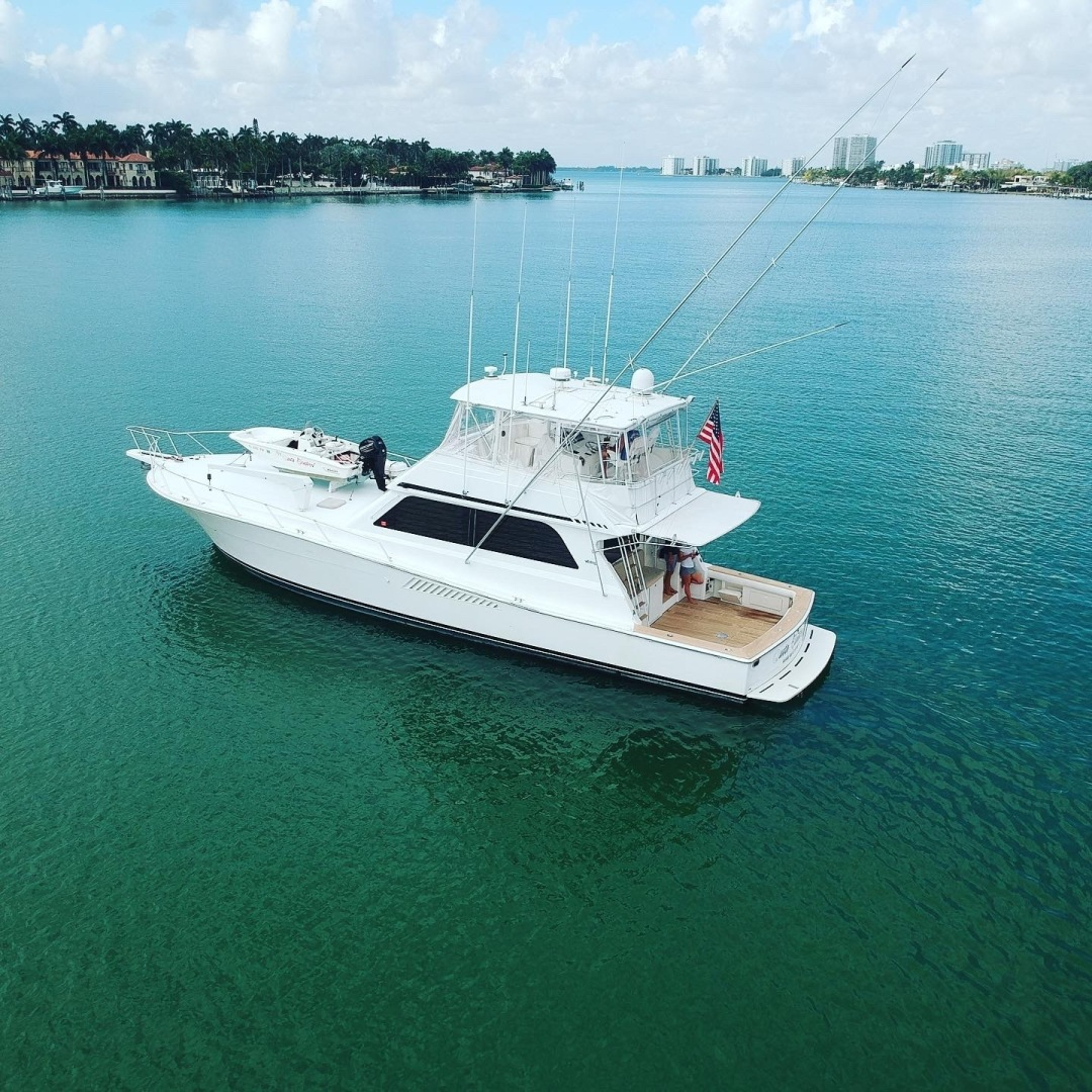 Picture Of: 58' Viking 58 Convertible 1997 Yacht For Sale | 2 of 102