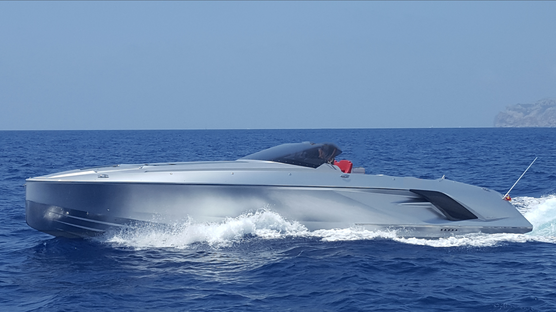 Picture Of: 46' Frauscher Demon 1414 2016 Yacht For Sale | 1 of 9