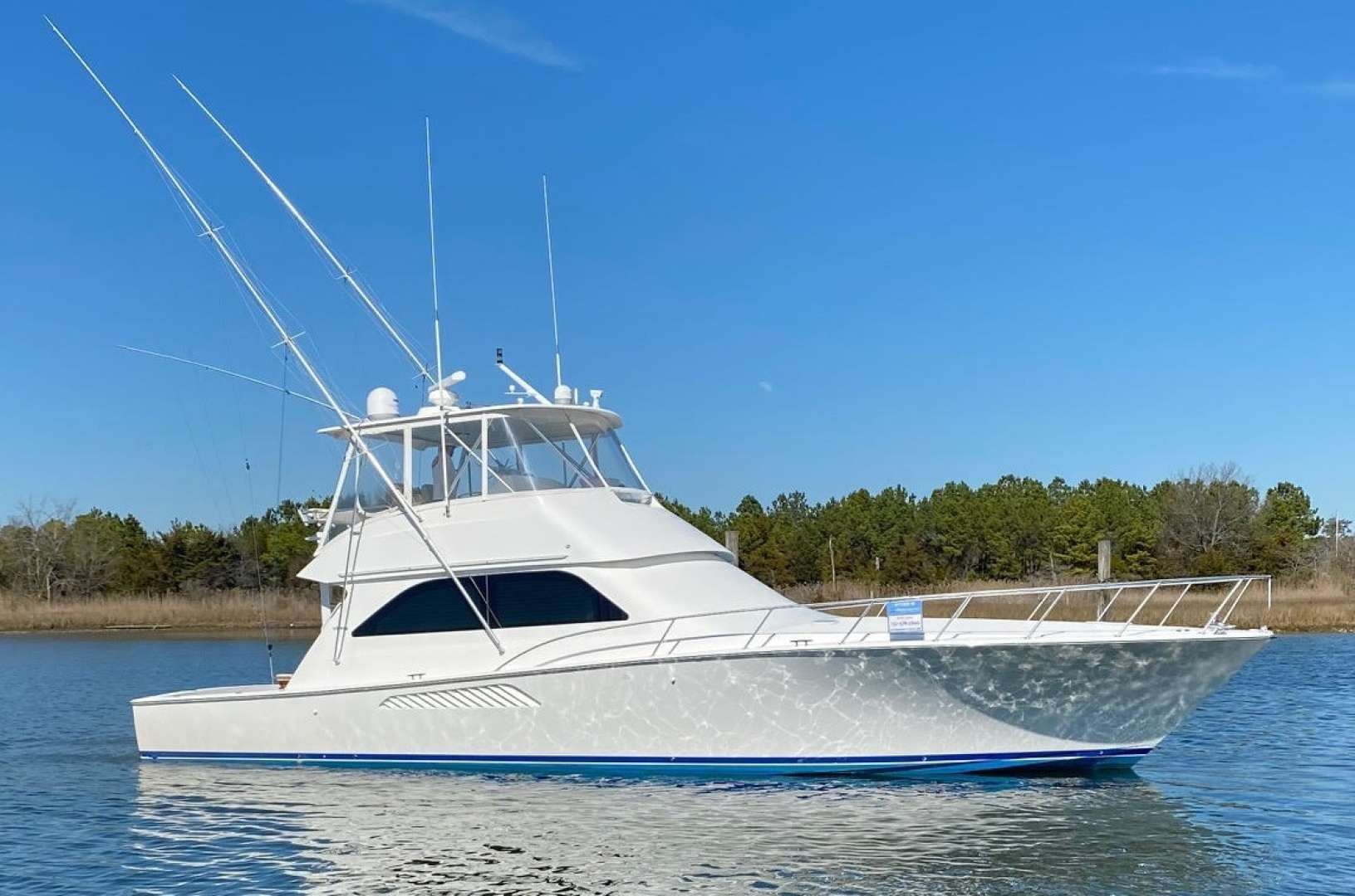 Picture Of: 52' Viking 52 Convertible 2005 Yacht For Sale | 1 of 120