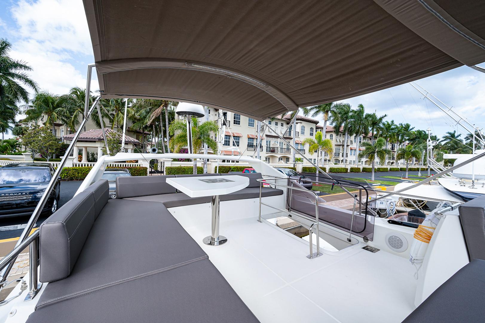 Prestige-460 Flybridge 2018-SEAQUEL Palm Beach Gardens-Florida-United States-Flybridge-1351144 | Thumbnail