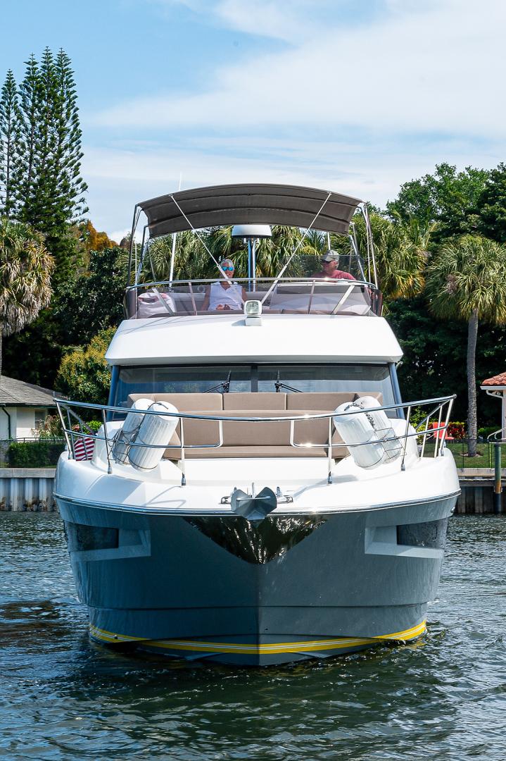 Prestige-460 Flybridge 2018-SEAQUEL Palm Beach Gardens-Florida-United States-Bow -1351134 | Thumbnail
