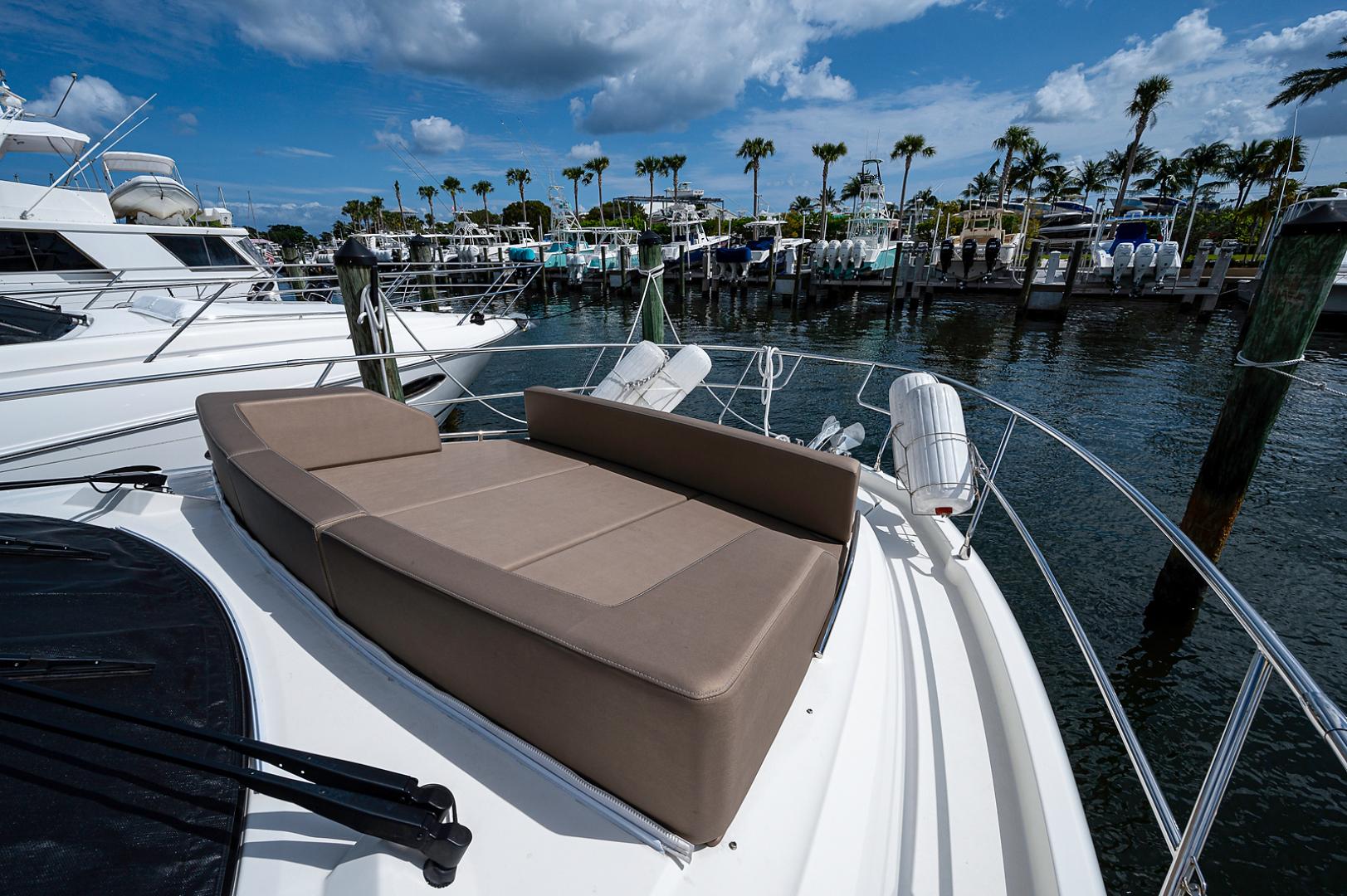 Prestige-460 Flybridge 2018-SEAQUEL Palm Beach Gardens-Florida-United States-Bow-1351147 | Thumbnail
