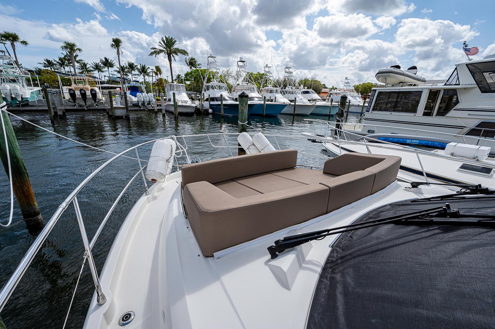 Prestige-460 Flybridge 2018-SEAQUEL Palm Beach Gardens-Florida-United States-Bow-1351146 | Thumbnail