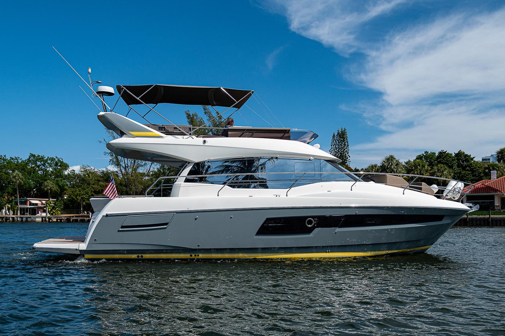 Prestige-460 Flybridge 2018-SEAQUEL Palm Beach Gardens-Florida-United States-Starboard Side-1351130 | Thumbnail