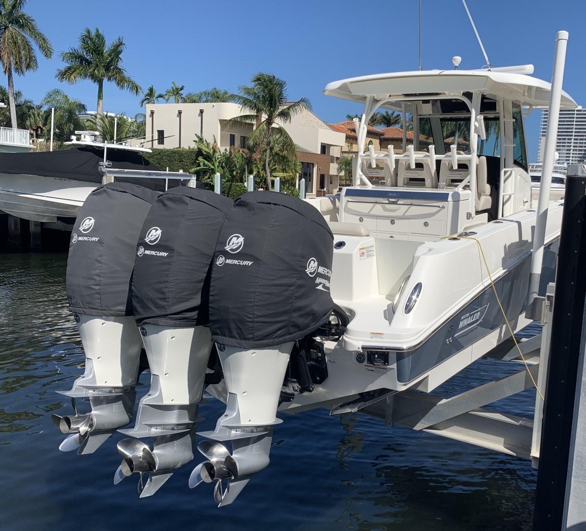 Boston Whaler-350 Outrage 2017 -Miami-Florida-United States-1343777 | Thumbnail