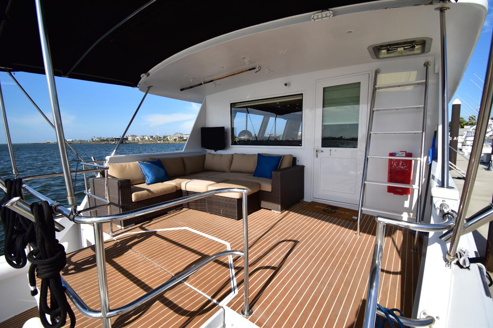 Hatteras-82 Cockpit Motor Yacht 1985-Papillon Seabrook-Texas-United States-Hatteras Motor Yacht 1985 Papillon-1345369 | Thumbnail