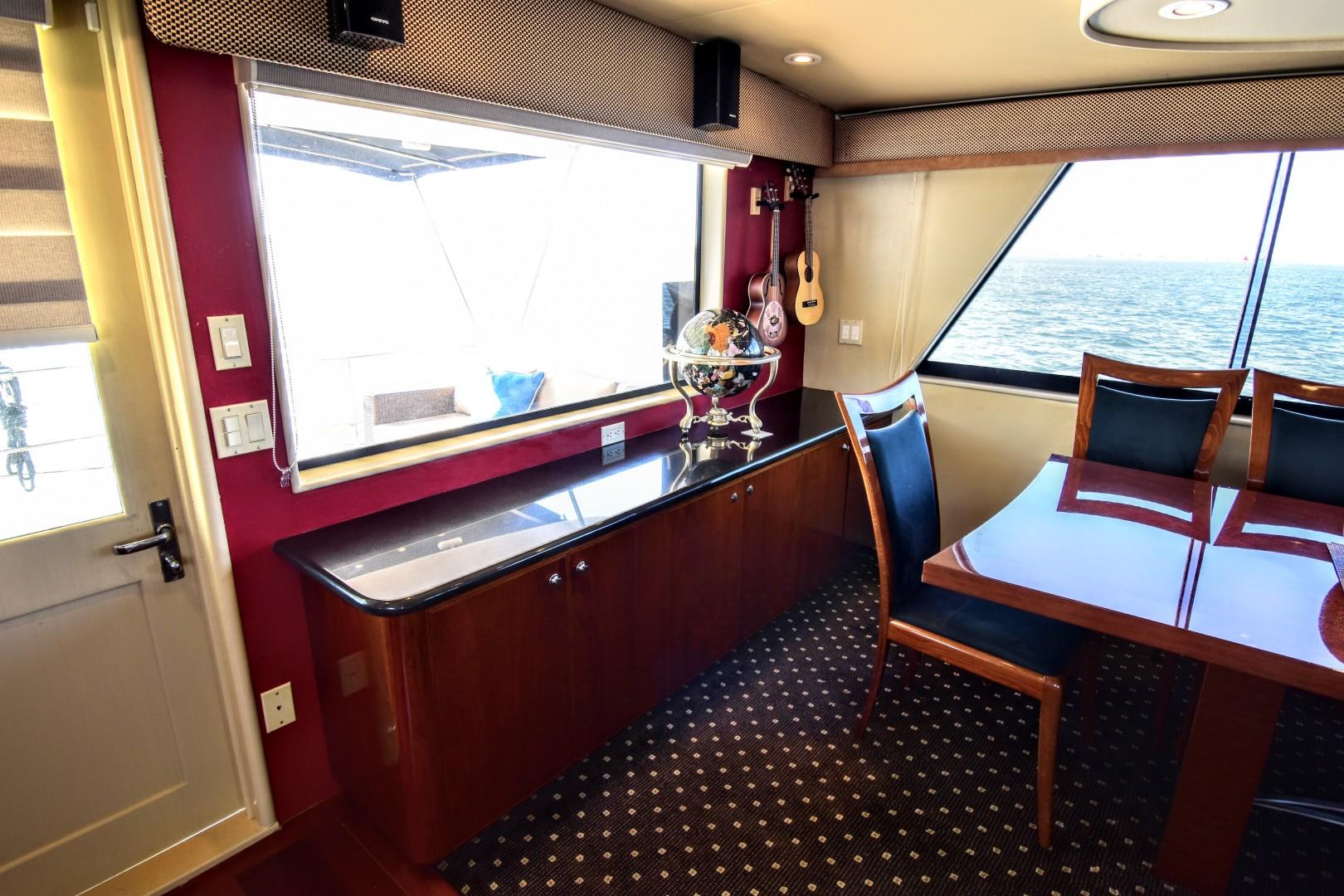 Hatteras-82 Cockpit Motor Yacht 1985-Papillon Seabrook-Texas-United States-Hatteras Motor Yacht 1985 Papillon-1345372 | Thumbnail