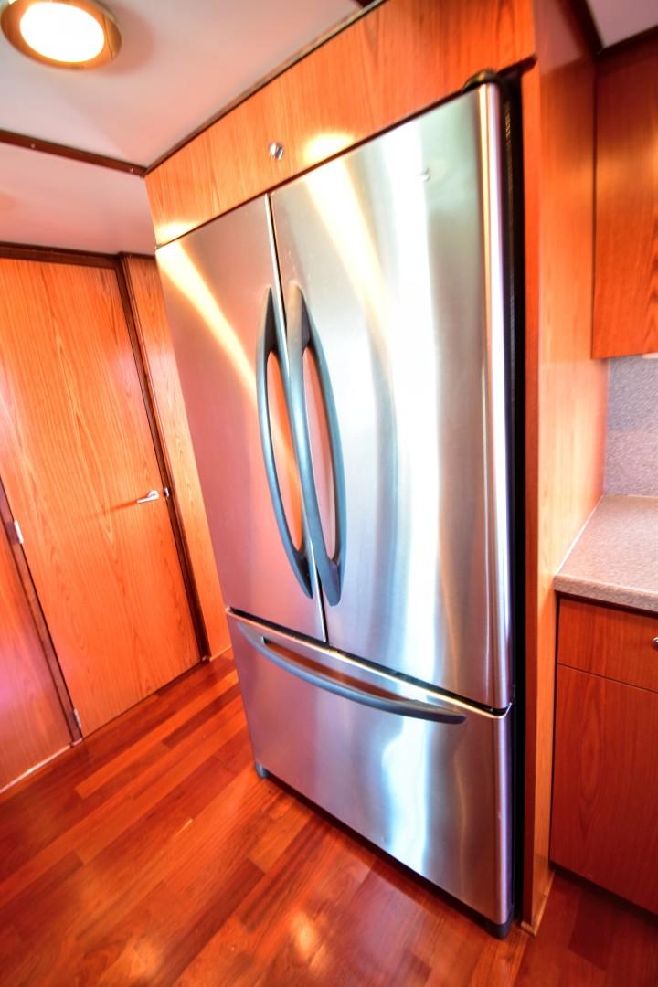 Hatteras-82 Cockpit Motor Yacht 1985-Papillon Seabrook-Texas-United States-Hatteras Motor Yacht 1985 Papillon-1345383 | Thumbnail