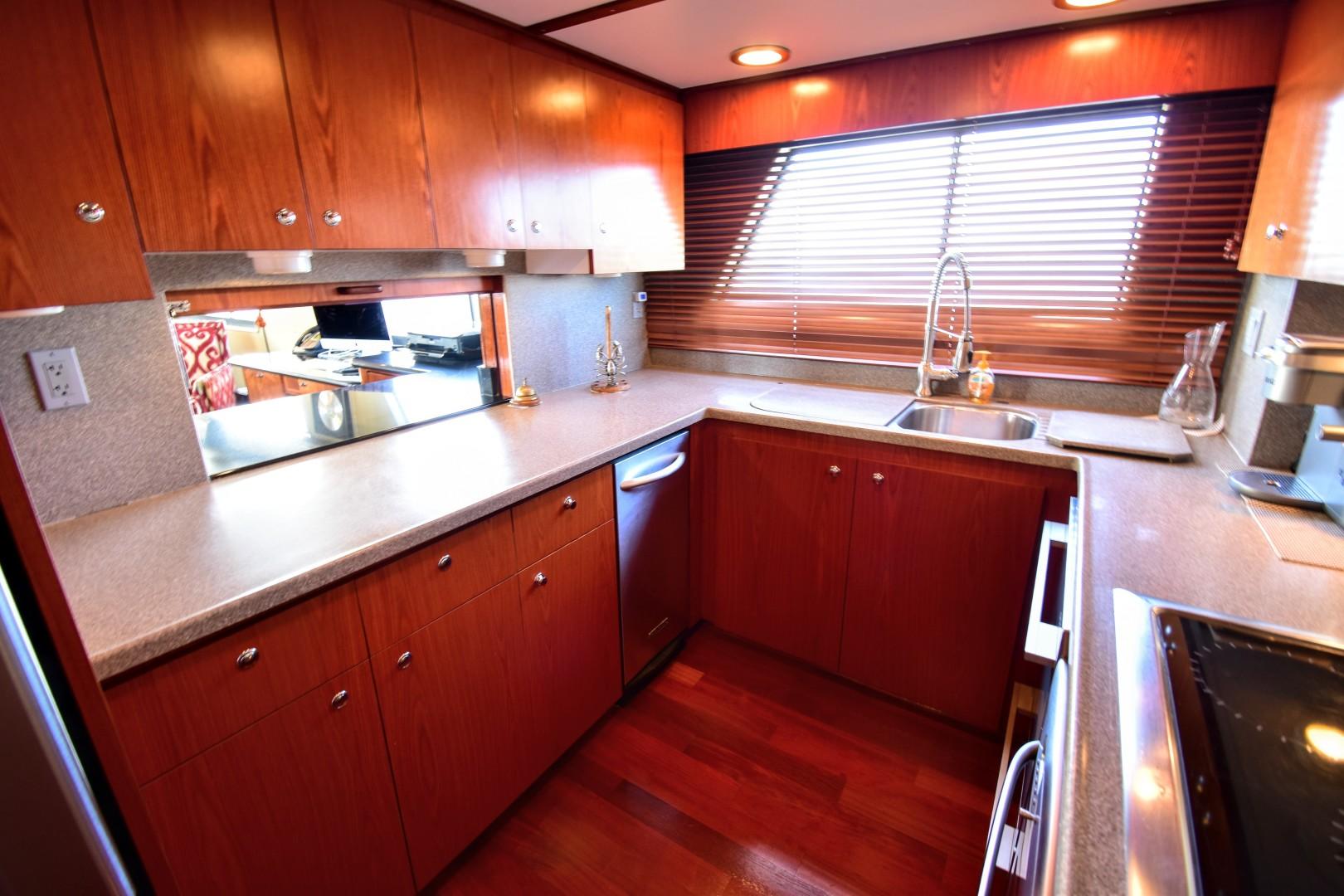 Hatteras-82 Cockpit Motor Yacht 1985-Papillon Seabrook-Texas-United States-Hatteras Motor Yacht 1985 Papillon-1345382 | Thumbnail