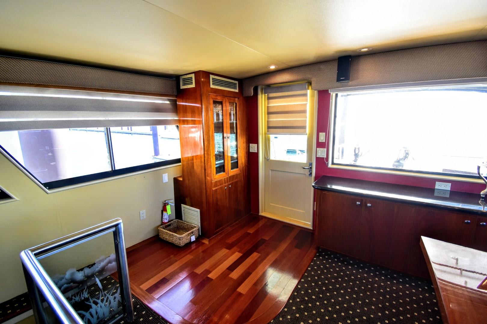 Hatteras-82 Cockpit Motor Yacht 1985-Papillon Seabrook-Texas-United States-Hatteras Motor Yacht 1985 Papillon-1345378 | Thumbnail
