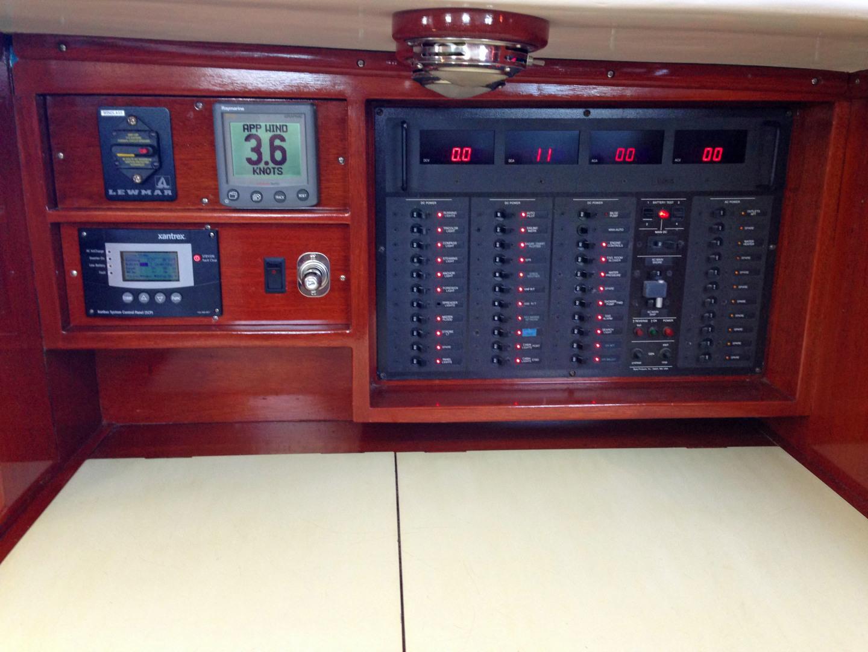 Sparkman & Stephens-Sailmaster Yawl 45 1965-MIDNIGHT Dighton-Massachusetts-United States-Midnight Nav Instruments-1345463 | Thumbnail