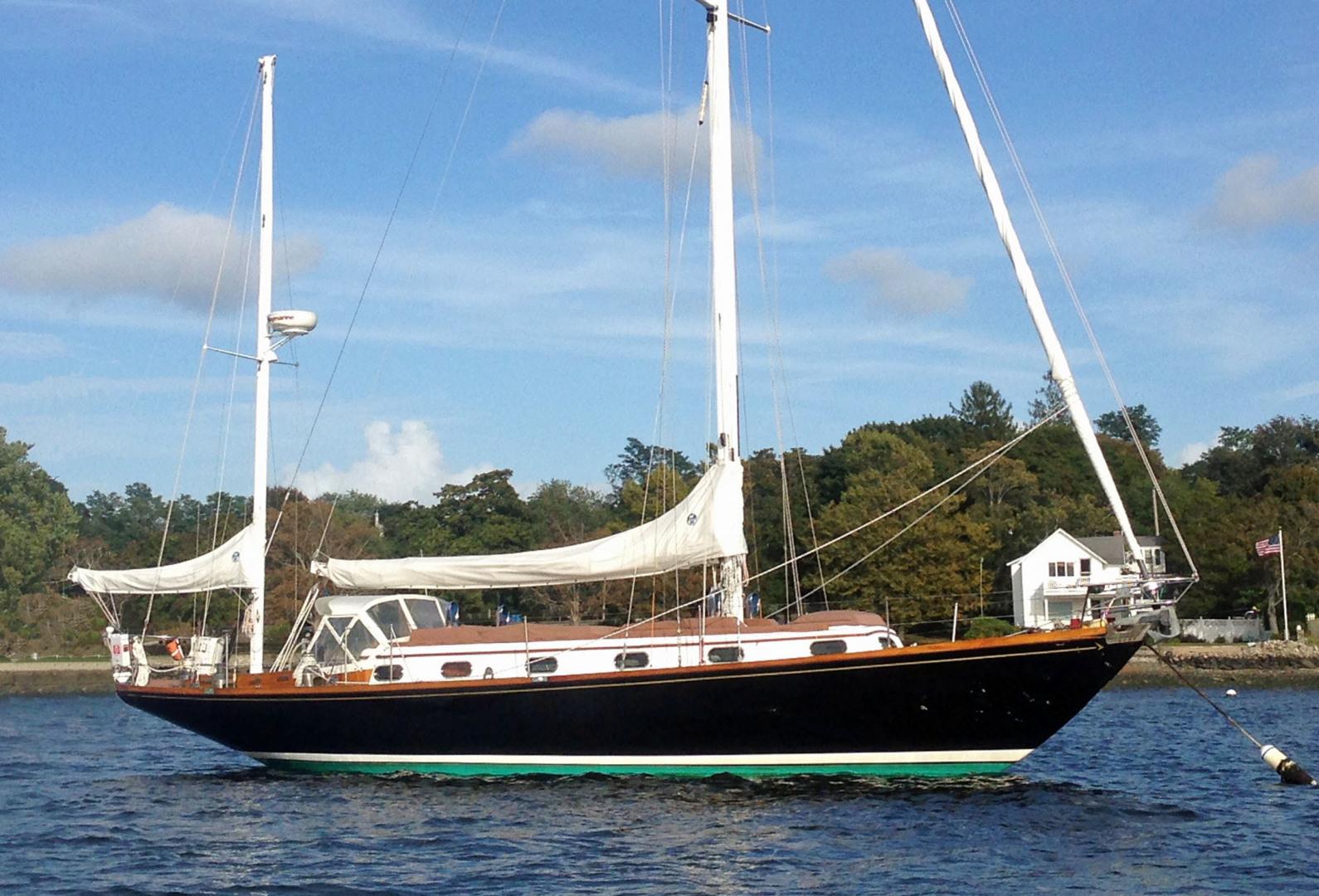Sparkman & Stephens-Sailmaster Yawl 45 1965-MIDNIGHT Dighton-Massachusetts-United States-MIDNIGHT-1345404 | Thumbnail
