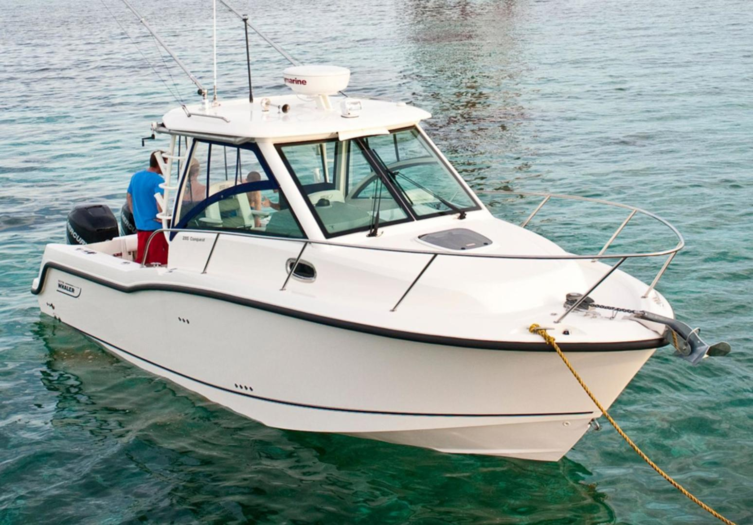 Boston Whaler-285 Conquest 2014 -Sarasota-Florida-United States-1345511 | Thumbnail