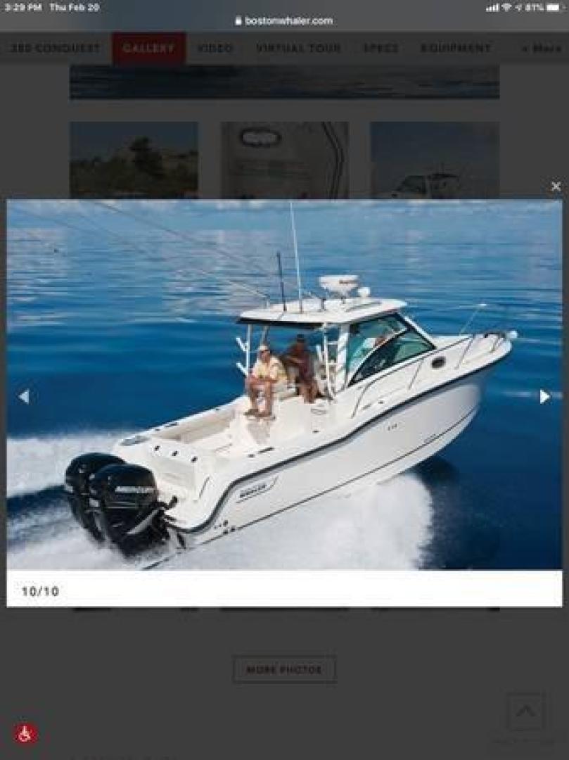 Boston Whaler-285 Conquest 2014 -Sarasota-Florida-United States-1345510 | Thumbnail