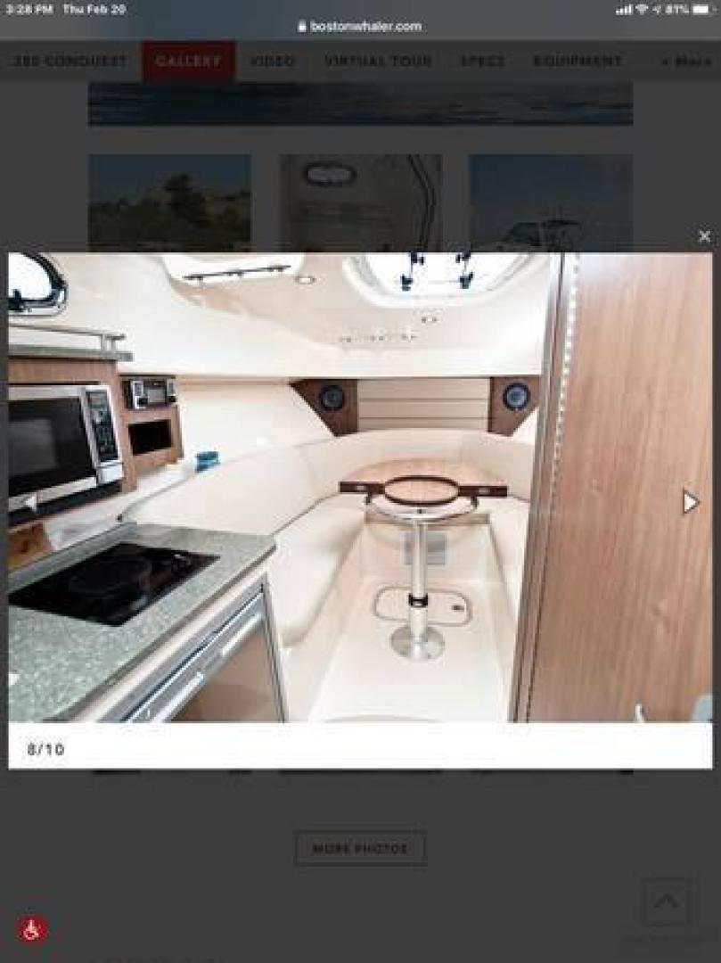 Boston Whaler-285 Conquest 2014 -Sarasota-Florida-United States-1345522 | Thumbnail
