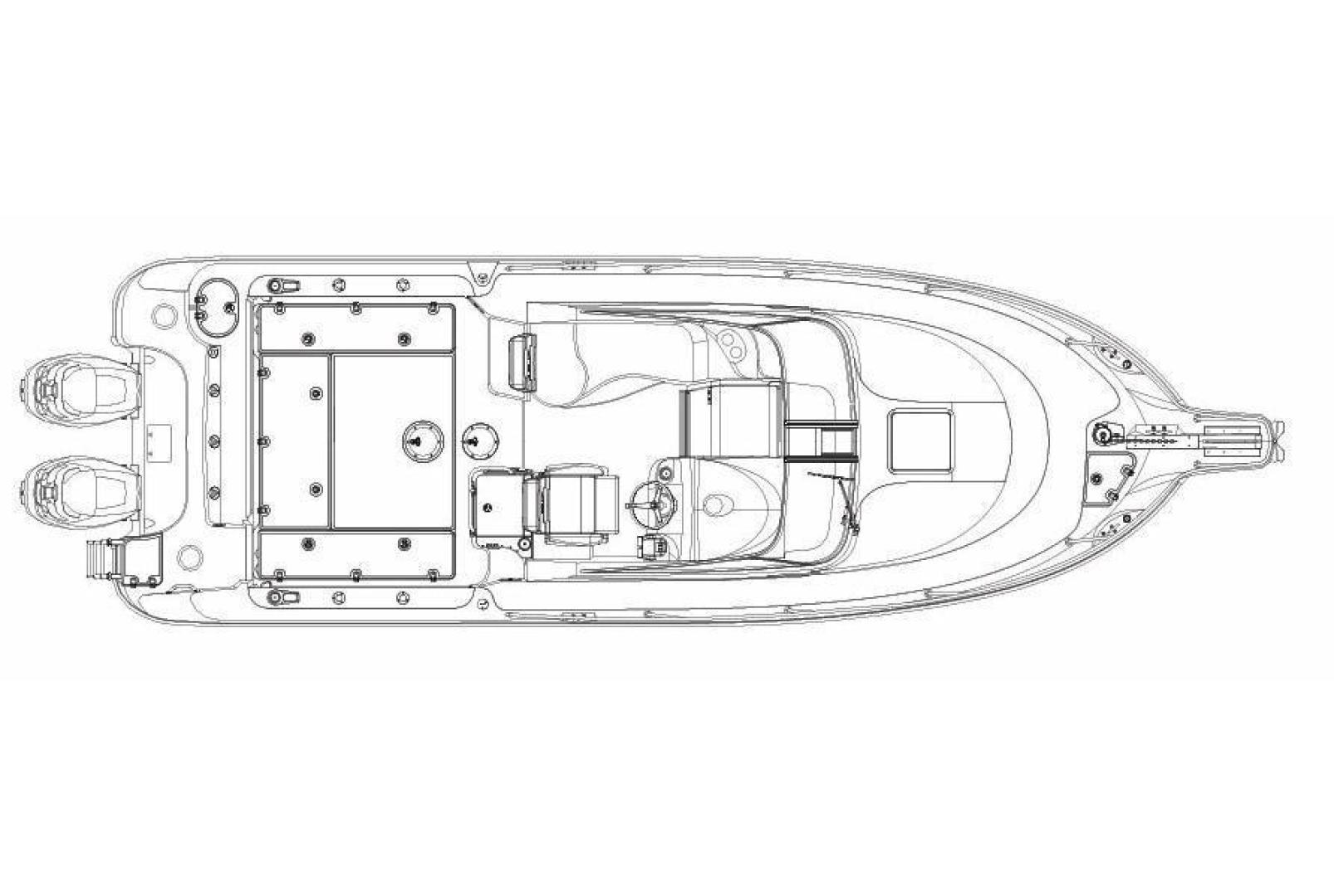 Boston Whaler-285 Conquest 2014 -Sarasota-Florida-United States-1345518 | Thumbnail