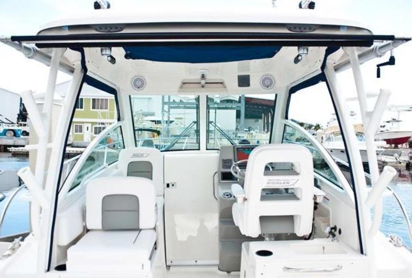 Boston Whaler-285 Conquest 2014 -Sarasota-Florida-United States-1345519 | Thumbnail