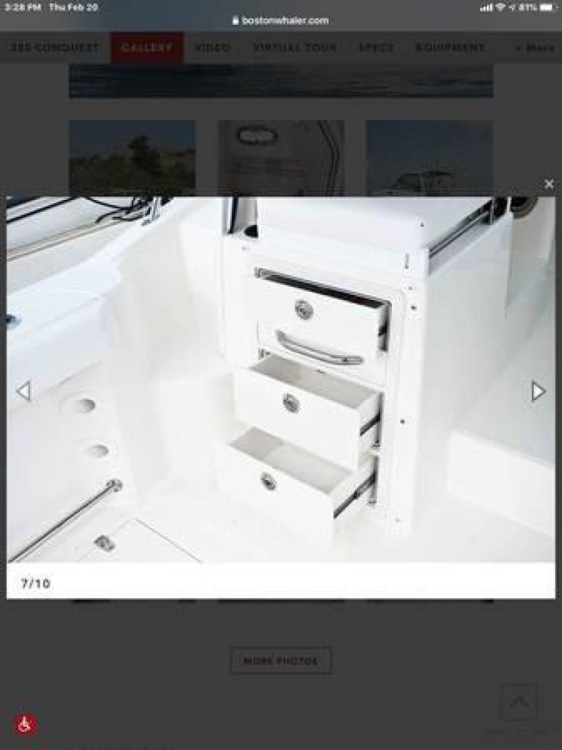 Boston Whaler-285 Conquest 2014 -Sarasota-Florida-United States-1345517 | Thumbnail