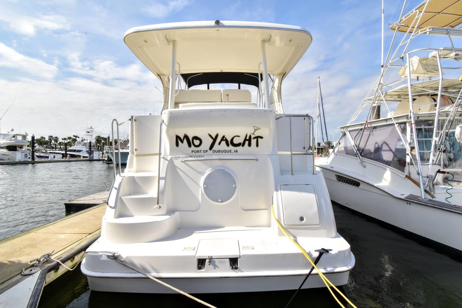 Silverton-35 Motor Yacht 2004-Mo Yacht Galveston-Texas-United States-Silverton Motor Yacht 2004 Mo Yacht-1356305 | Thumbnail