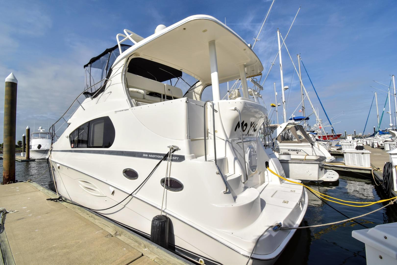 Silverton-35 Motor Yacht 2004-Mo Yacht Galveston-Texas-United States-Silverton Motor Yacht 2004 Mo Yacht-1356306 | Thumbnail