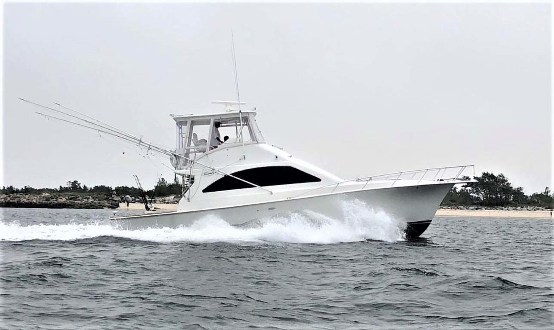 Ocean Yachts-43 Super Sport 2003-Ambition Massapequa-New York-United States-Underway-1346489 | Thumbnail