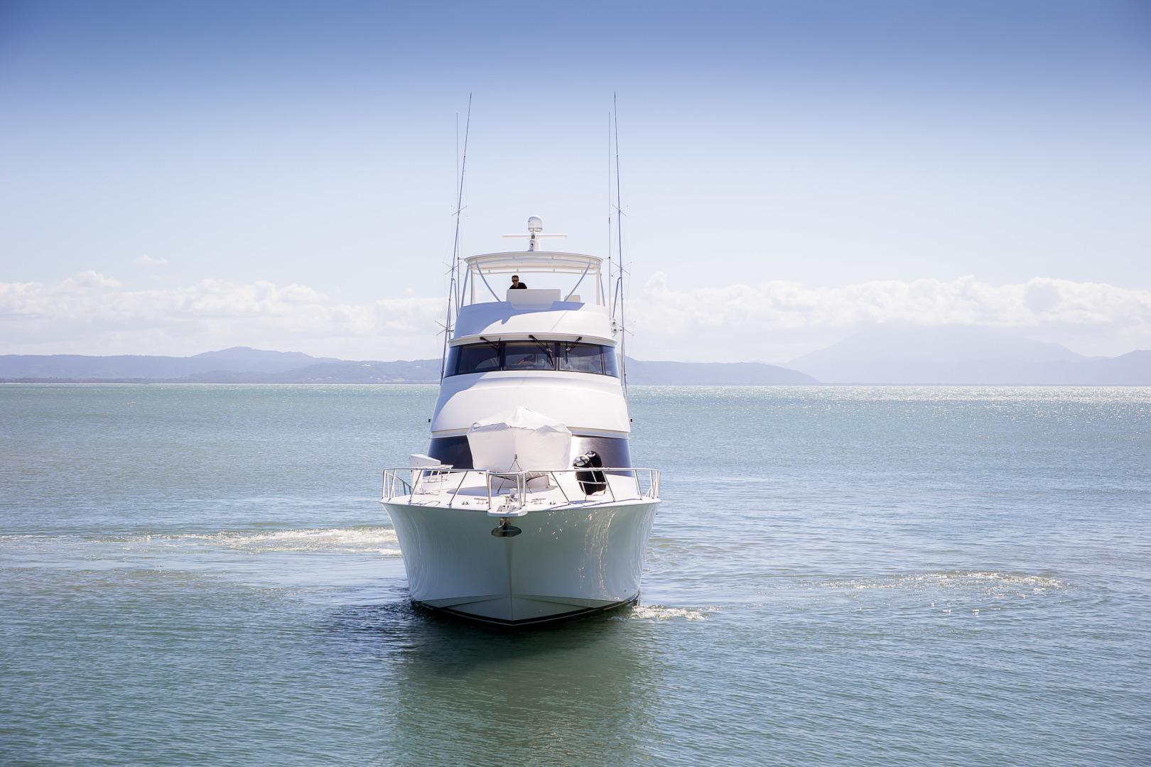 Viking-76 Enclosed Skybridge 2012-Reel Power Palm Beach-Florida-United States-1346546   Thumbnail