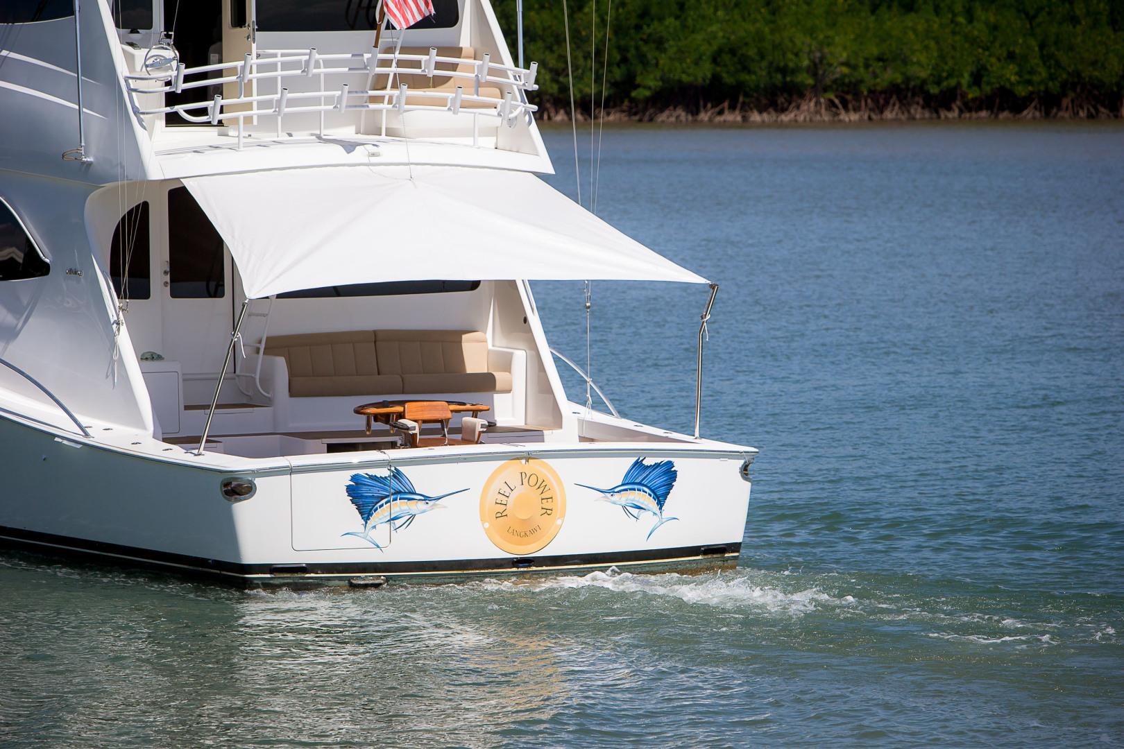 Viking-76 Enclosed Skybridge 2012-Reel Power Palm Beach-Florida-United States-1346547   Thumbnail