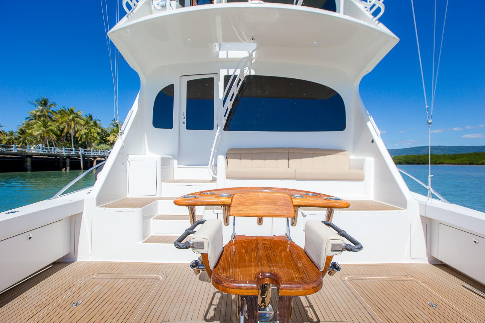 Viking-76 Enclosed Skybridge 2012-Reel Power Palm Beach-Florida-United States-1346555   Thumbnail
