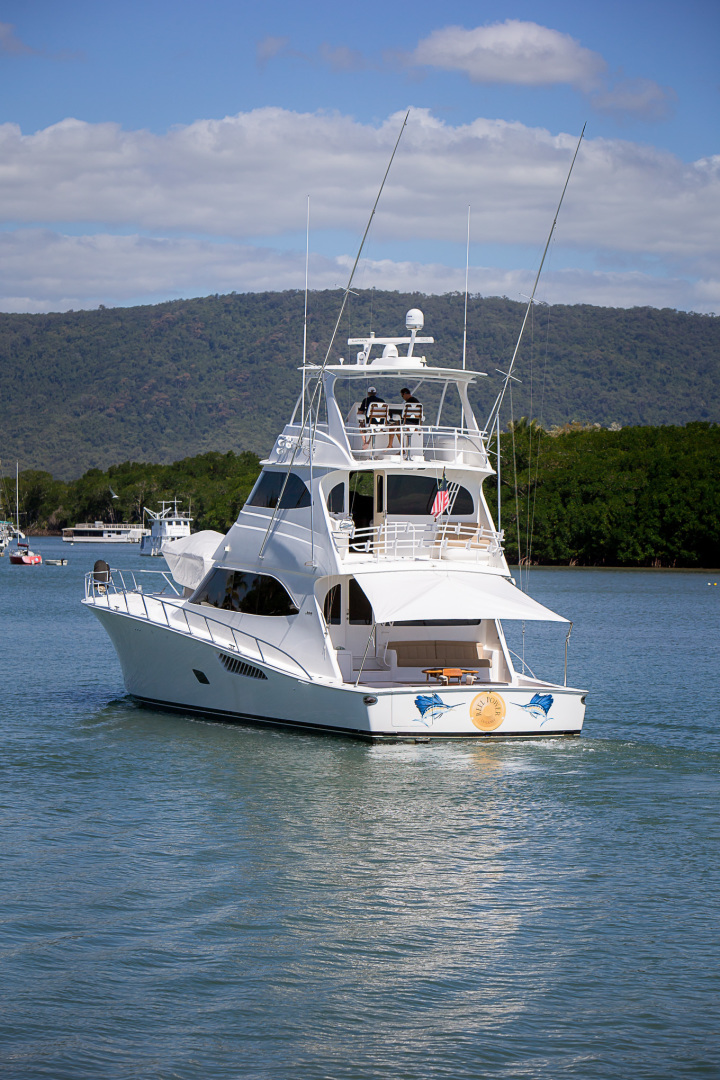 Viking-76 Enclosed Skybridge 2012-Reel Power Palm Beach-Florida-United States-1346548   Thumbnail