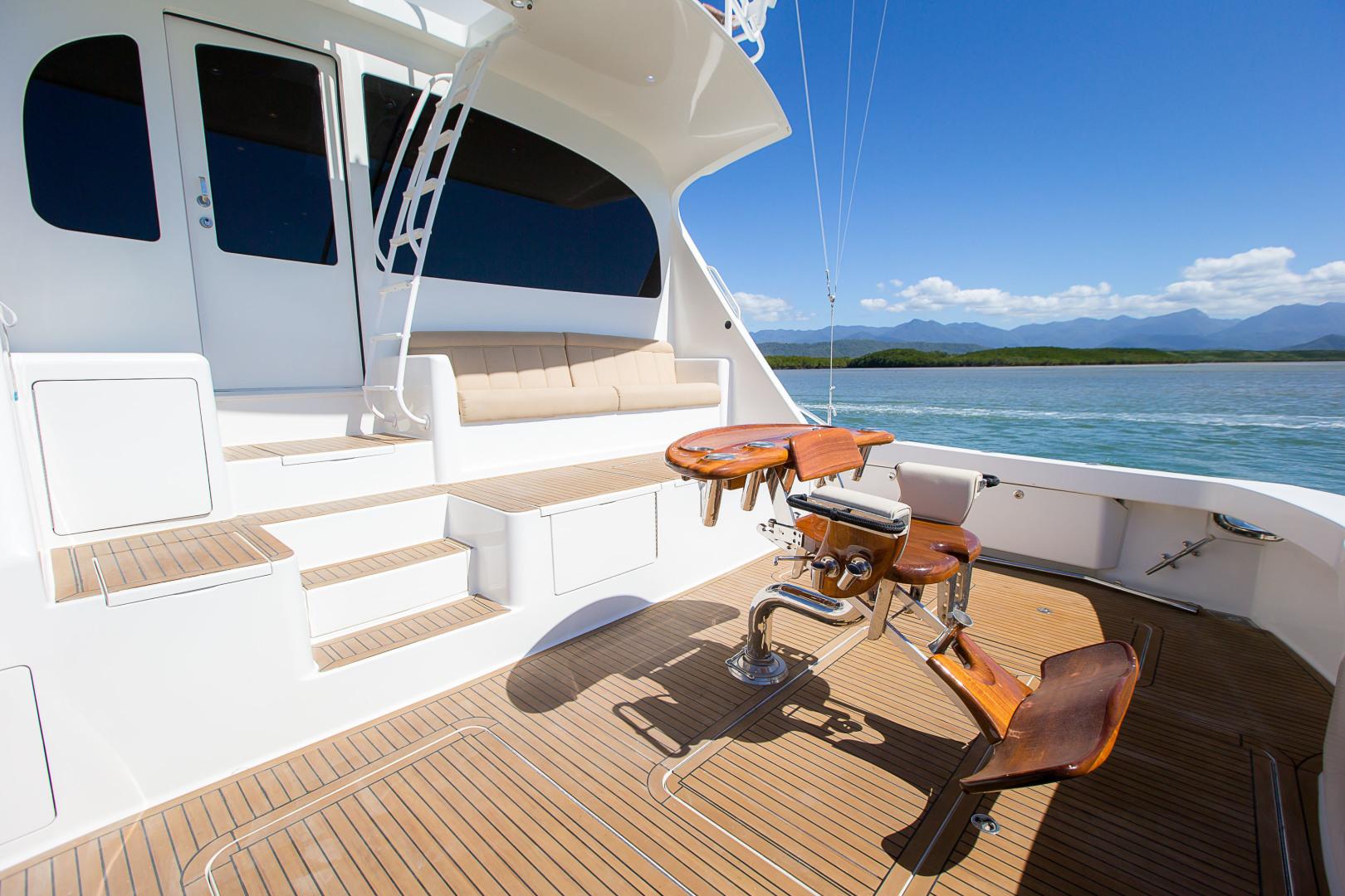 Viking-76 Enclosed Skybridge 2012-Reel Power Palm Beach-Florida-United States-1346553   Thumbnail