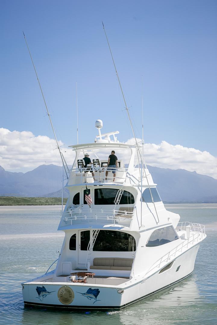 Viking-76 Enclosed Skybridge 2012-Reel Power Palm Beach-Florida-United States-1346549   Thumbnail
