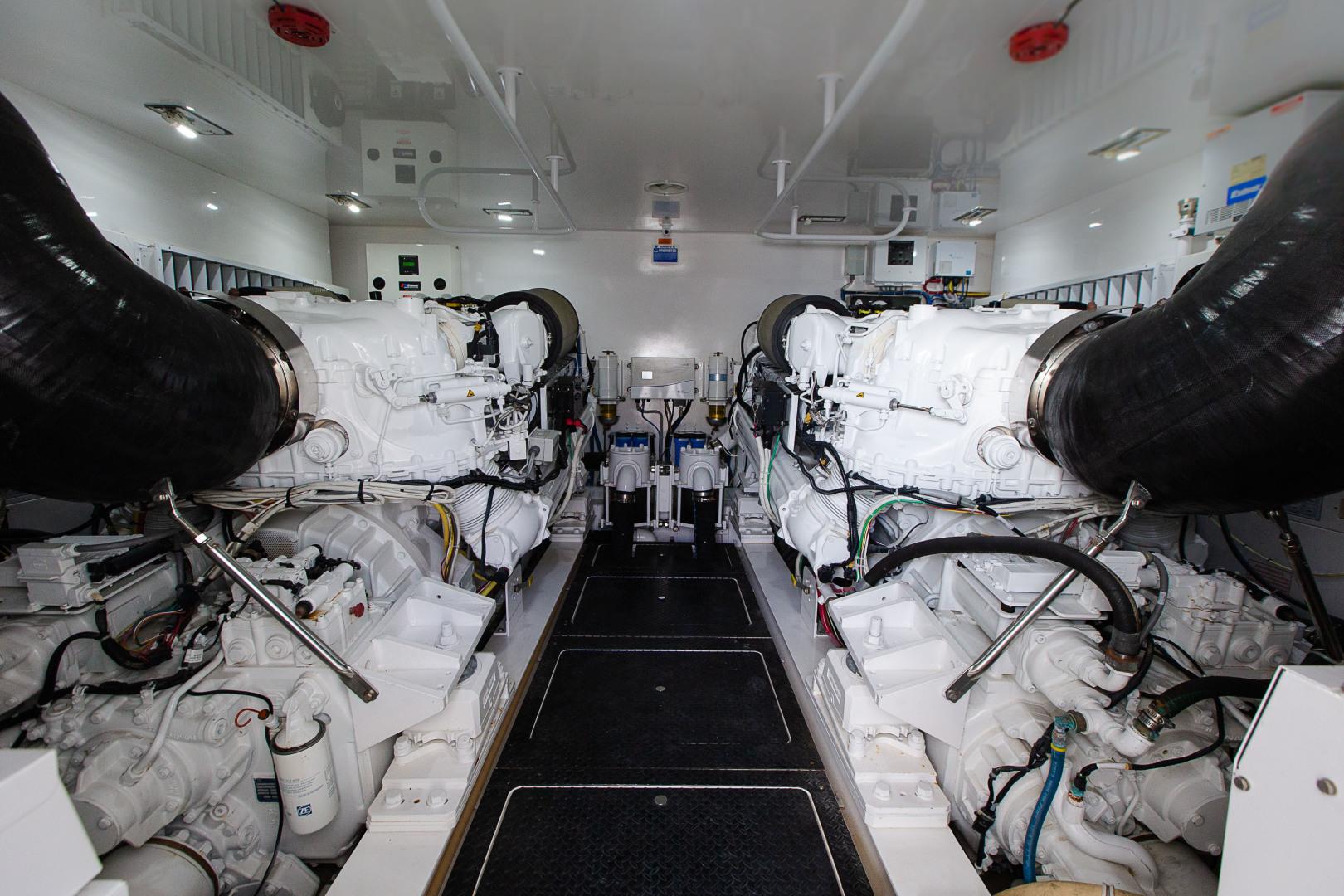 Viking-76 Enclosed Skybridge 2012-Reel Power Palm Beach-Florida-United States-1346672   Thumbnail