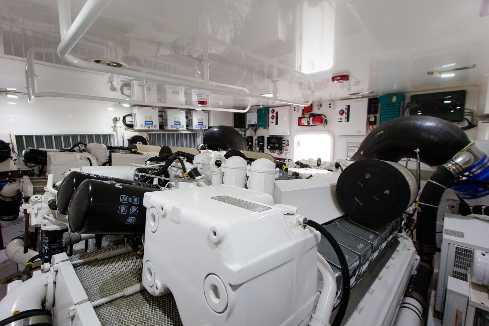 Viking-76 Enclosed Skybridge 2012-Reel Power Palm Beach-Florida-United States-1346677   Thumbnail