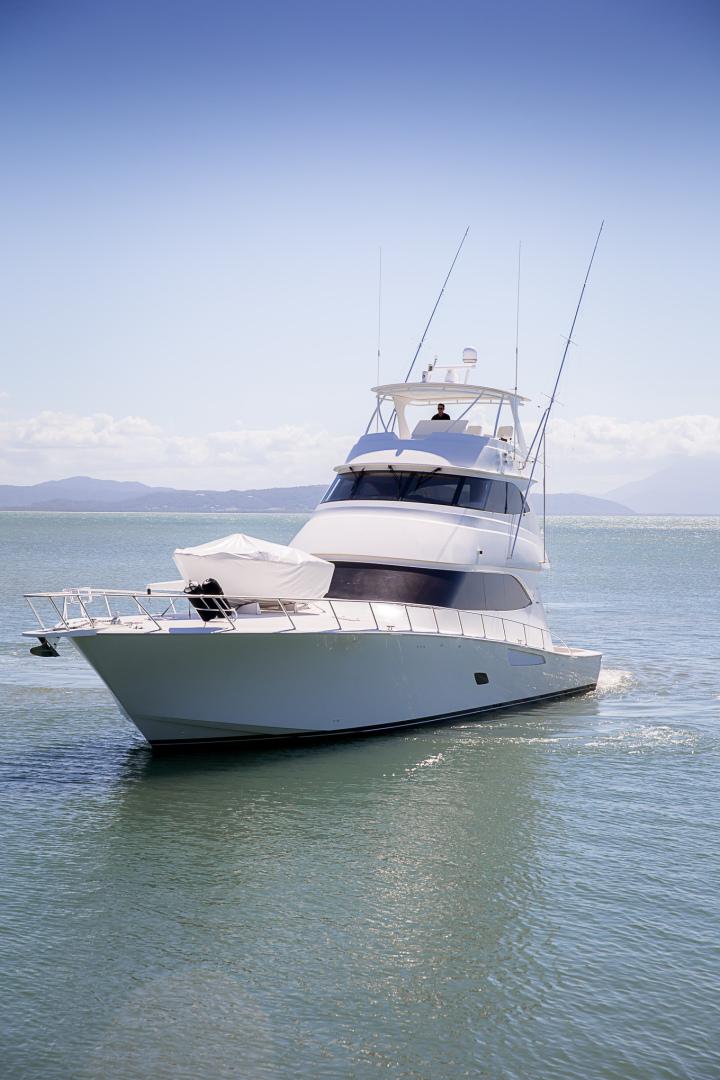 Viking-76 Enclosed Skybridge 2012-Reel Power Palm Beach-Florida-United States-1346545   Thumbnail