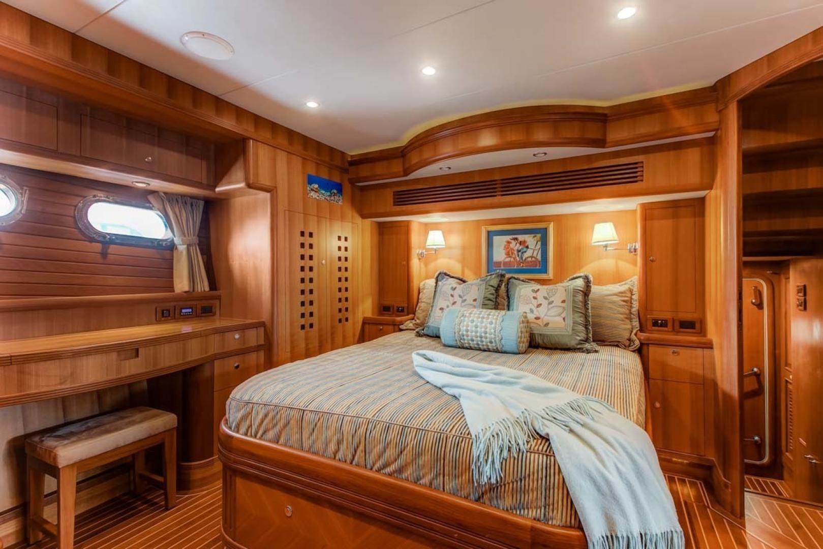 Selene-60 Ocean Trawler 2010-Gypsy Magic Jacksonville-Florida-United States-Master Stateroom-1346748   Thumbnail