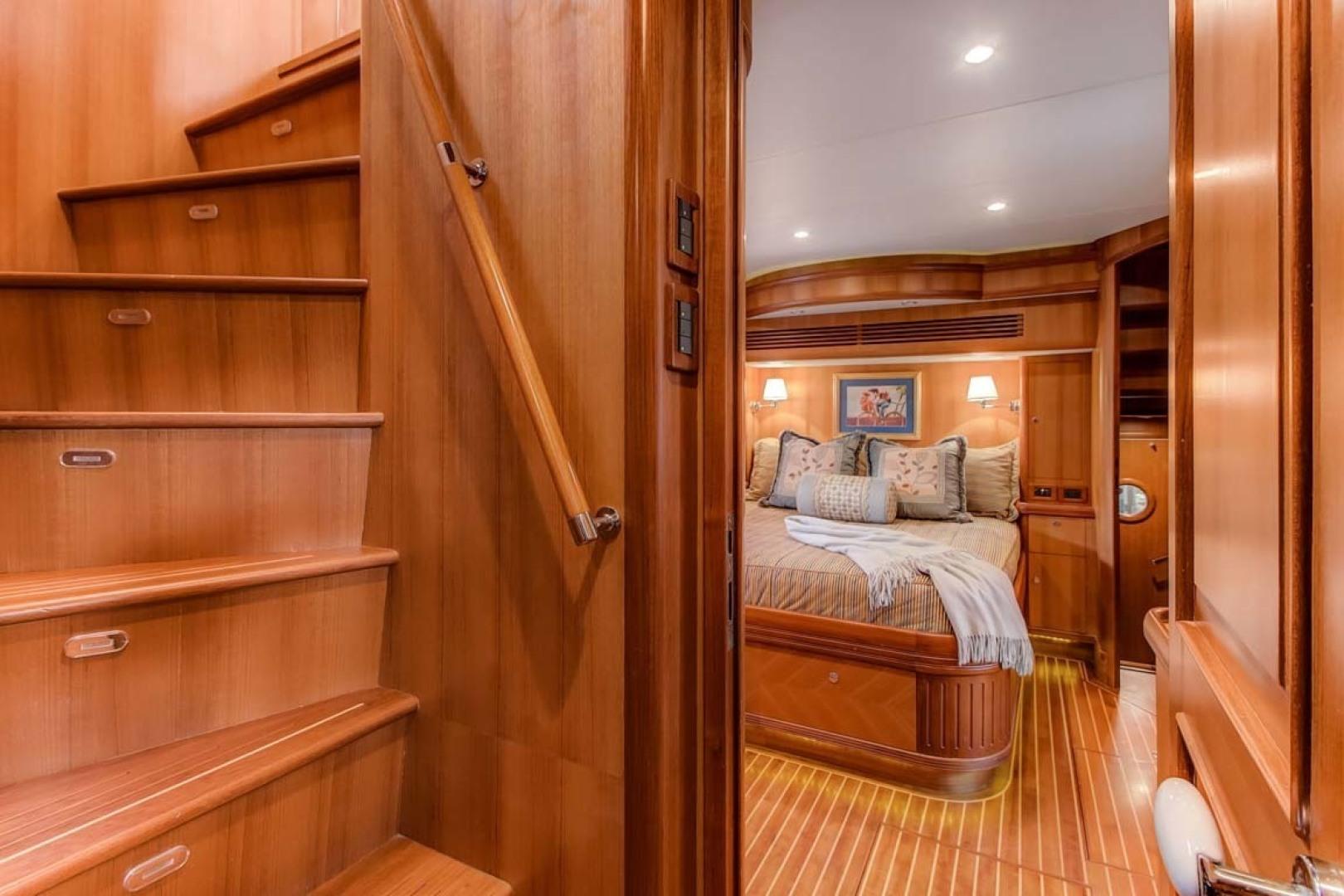 Selene-60 Ocean Trawler 2010-Gypsy Magic Jacksonville-Florida-United States-Master Stateroom-1346747   Thumbnail