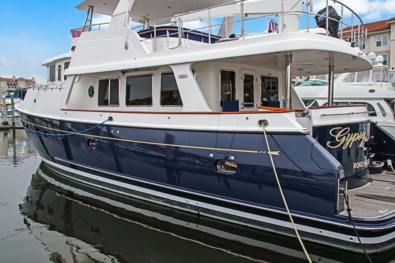Selene-60 Ocean Trawler 2010-Gypsy Magic Jacksonville-Florida-United States-1346791 | Thumbnail