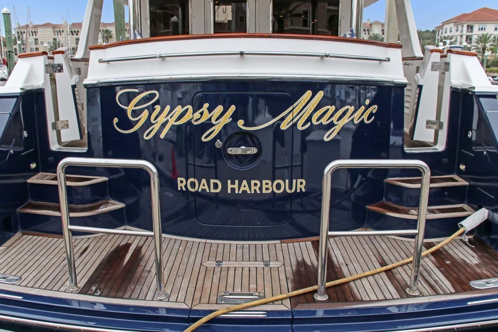 Selene-60 Ocean Trawler 2010-Gypsy Magic Jacksonville-Florida-United States-1346792 | Thumbnail