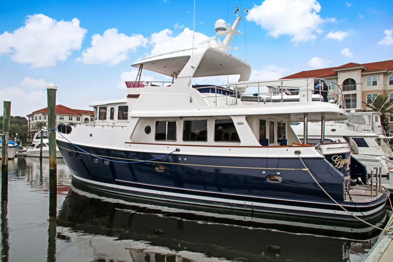 Selene-60 Ocean Trawler 2010-Gypsy Magic Jacksonville-Florida-United States-Port Profile-1346683 | Thumbnail