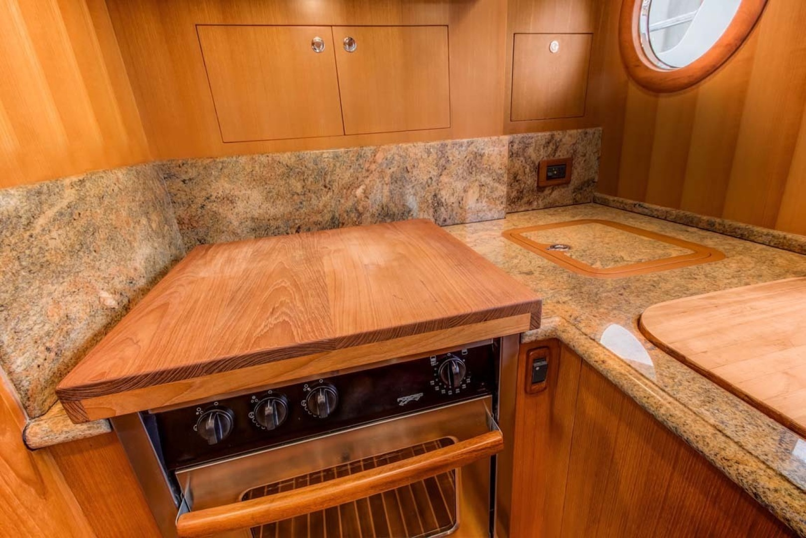 Selene-60 Ocean Trawler 2010-Gypsy Magic Jacksonville-Florida-United States-Galley-1346743 | Thumbnail