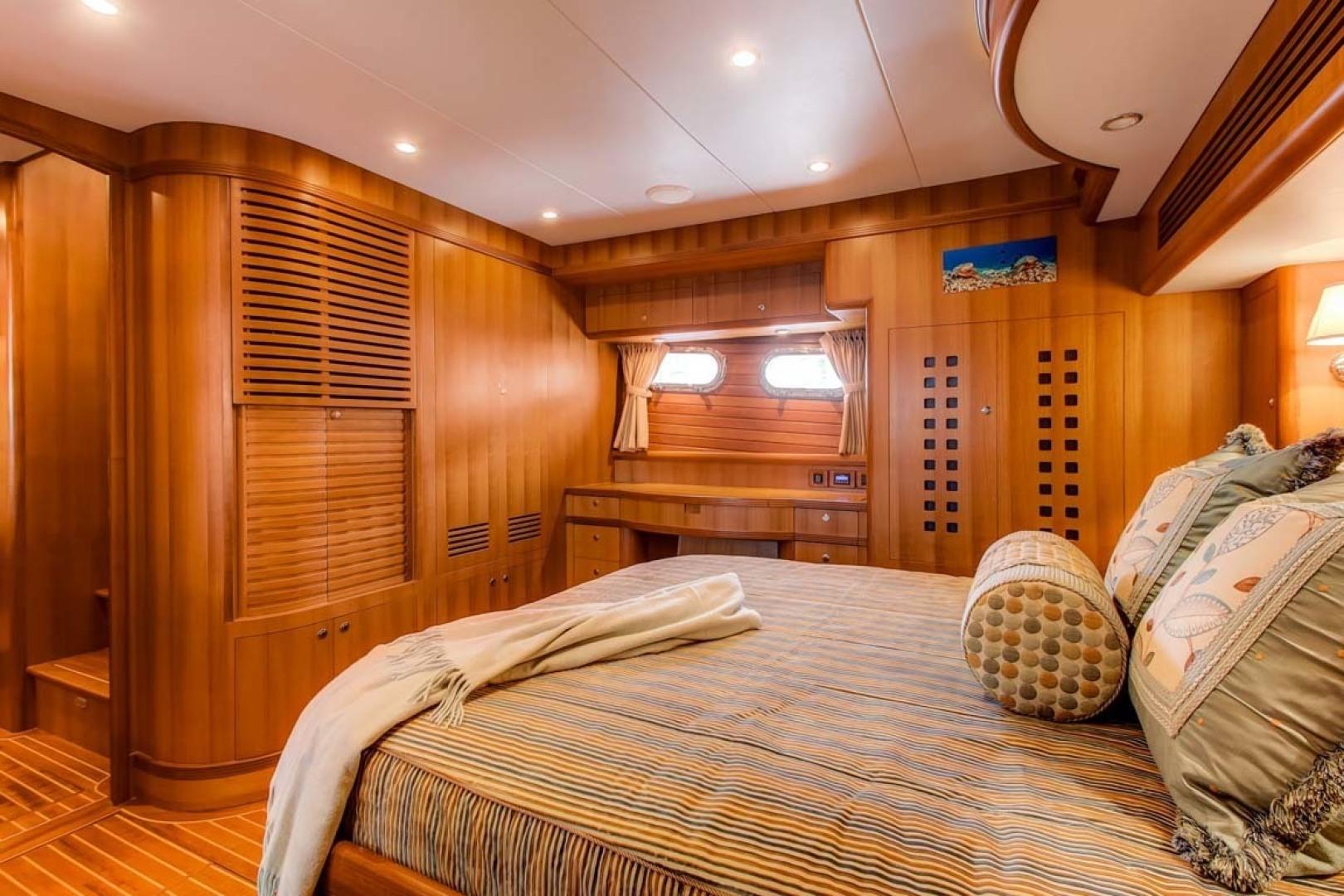 Selene-60 Ocean Trawler 2010-Gypsy Magic Jacksonville-Florida-United States-Master Stateroom-1346750   Thumbnail