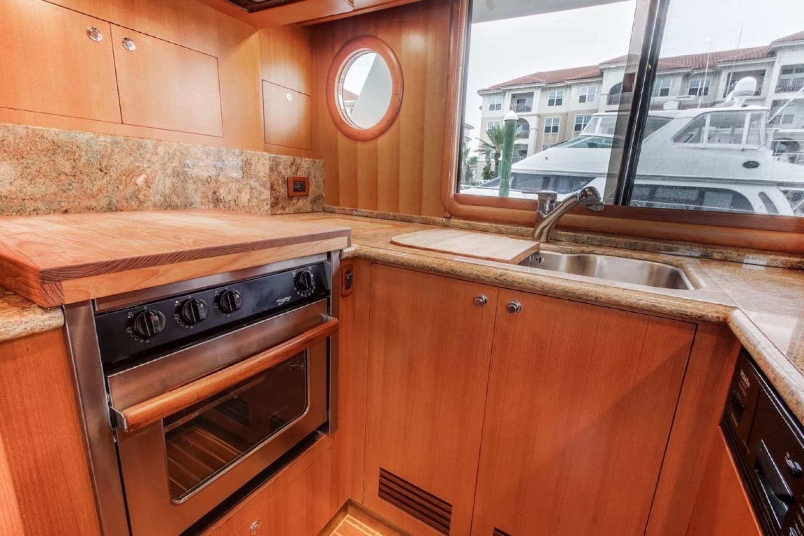 Selene-60 Ocean Trawler 2010-Gypsy Magic Jacksonville-Florida-United States-Galley-1346740 | Thumbnail
