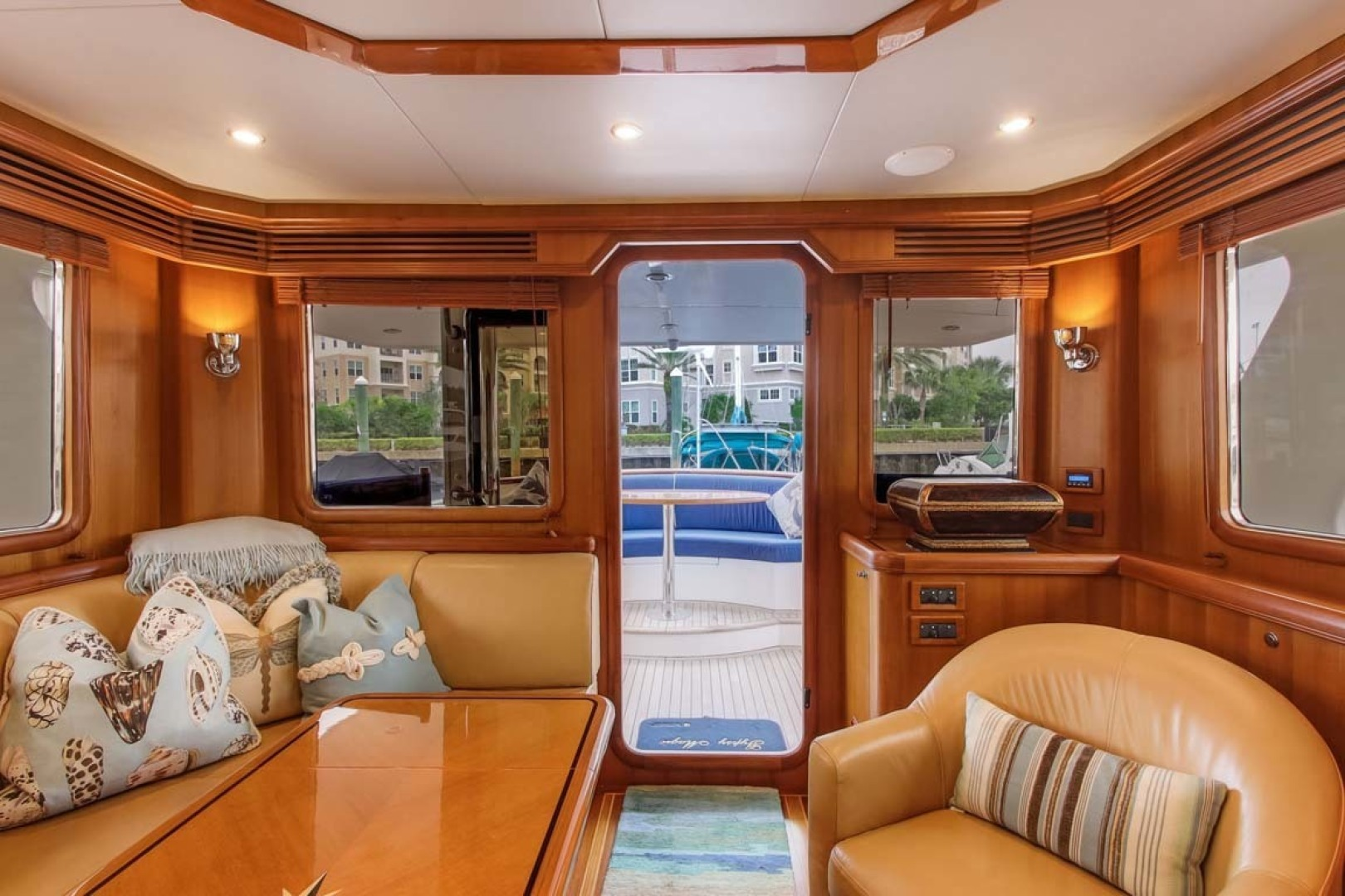 Selene-60 Ocean Trawler 2010-Gypsy Magic Jacksonville-Florida-United States-Salon-1346732 | Thumbnail