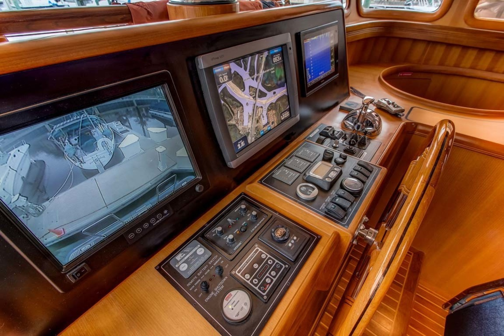Selene-60 Ocean Trawler 2010-Gypsy Magic Jacksonville-Florida-United States-Helm station-1346722 | Thumbnail