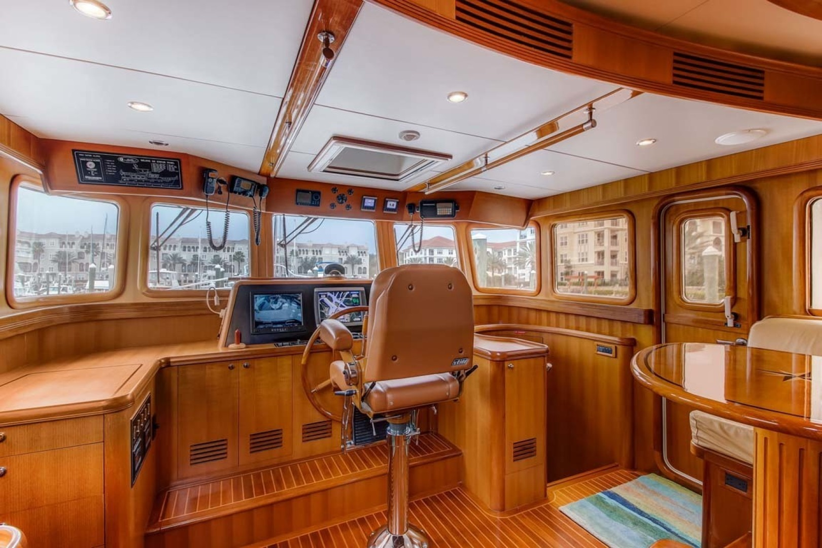 Selene-60 Ocean Trawler 2010-Gypsy Magic Jacksonville-Florida-United States-Helm station-1346725 | Thumbnail