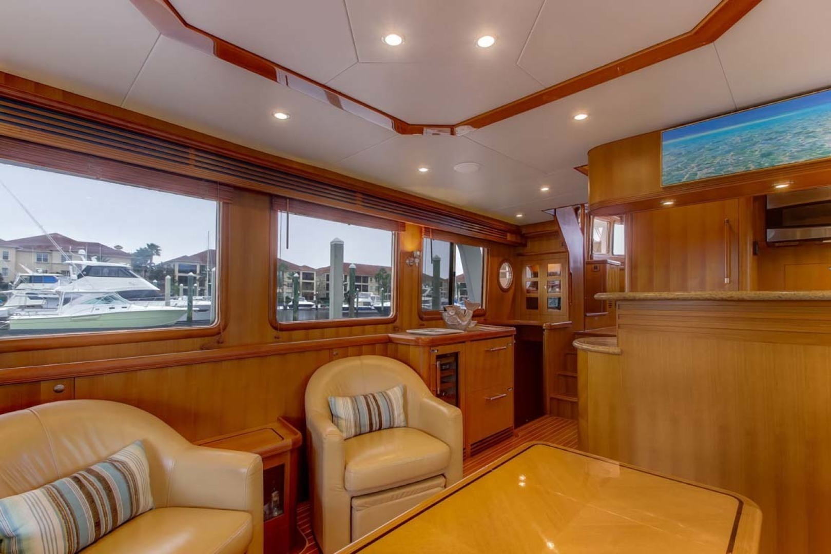 Selene-60 Ocean Trawler 2010-Gypsy Magic Jacksonville-Florida-United States-Salon-1346735 | Thumbnail
