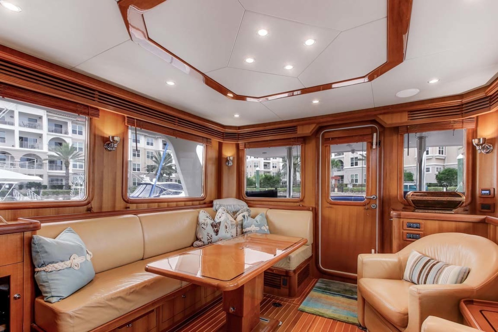 Selene-60 Ocean Trawler 2010-Gypsy Magic Jacksonville-Florida-United States-Salon-1346733 | Thumbnail