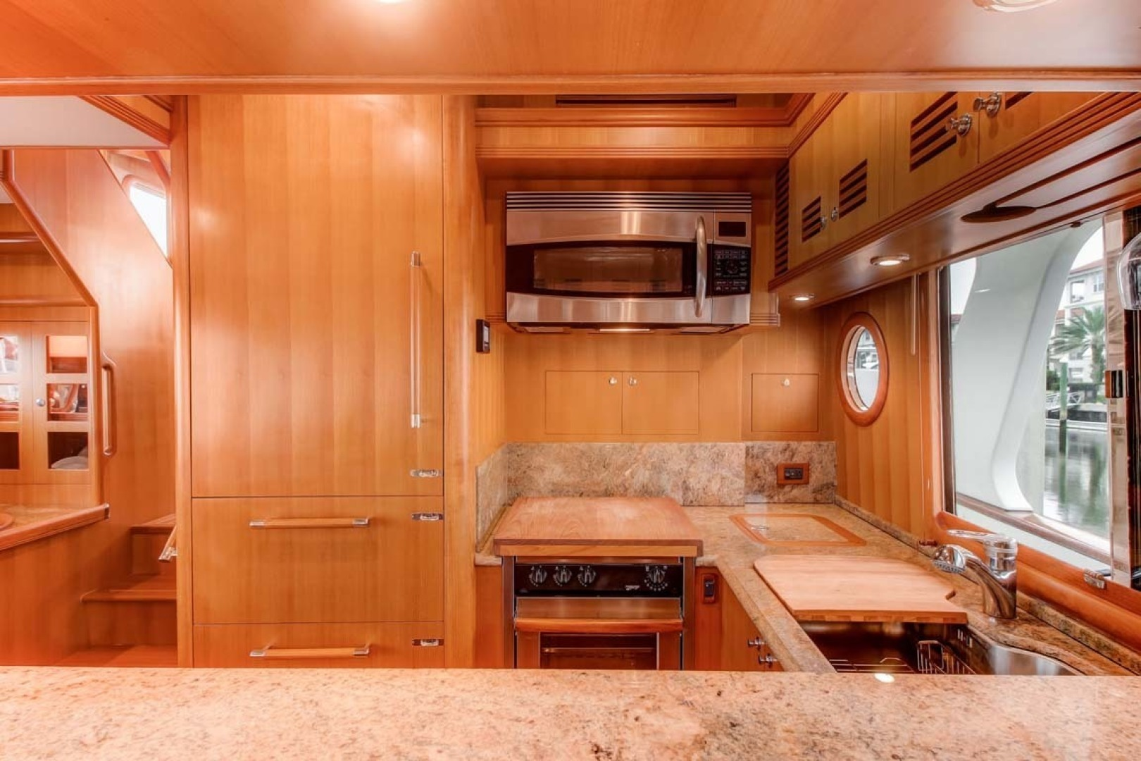 Selene-60 Ocean Trawler 2010-Gypsy Magic Jacksonville-Florida-United States-Galley-1346739 | Thumbnail