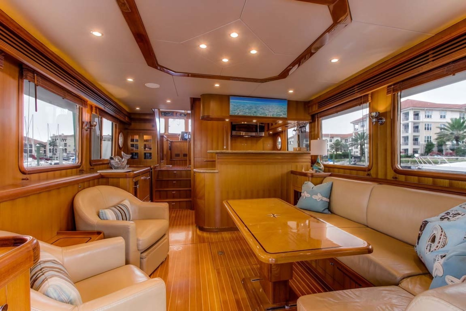 Selene-60 Ocean Trawler 2010-Gypsy Magic Jacksonville-Florida-United States-Salon-1346734 | Thumbnail