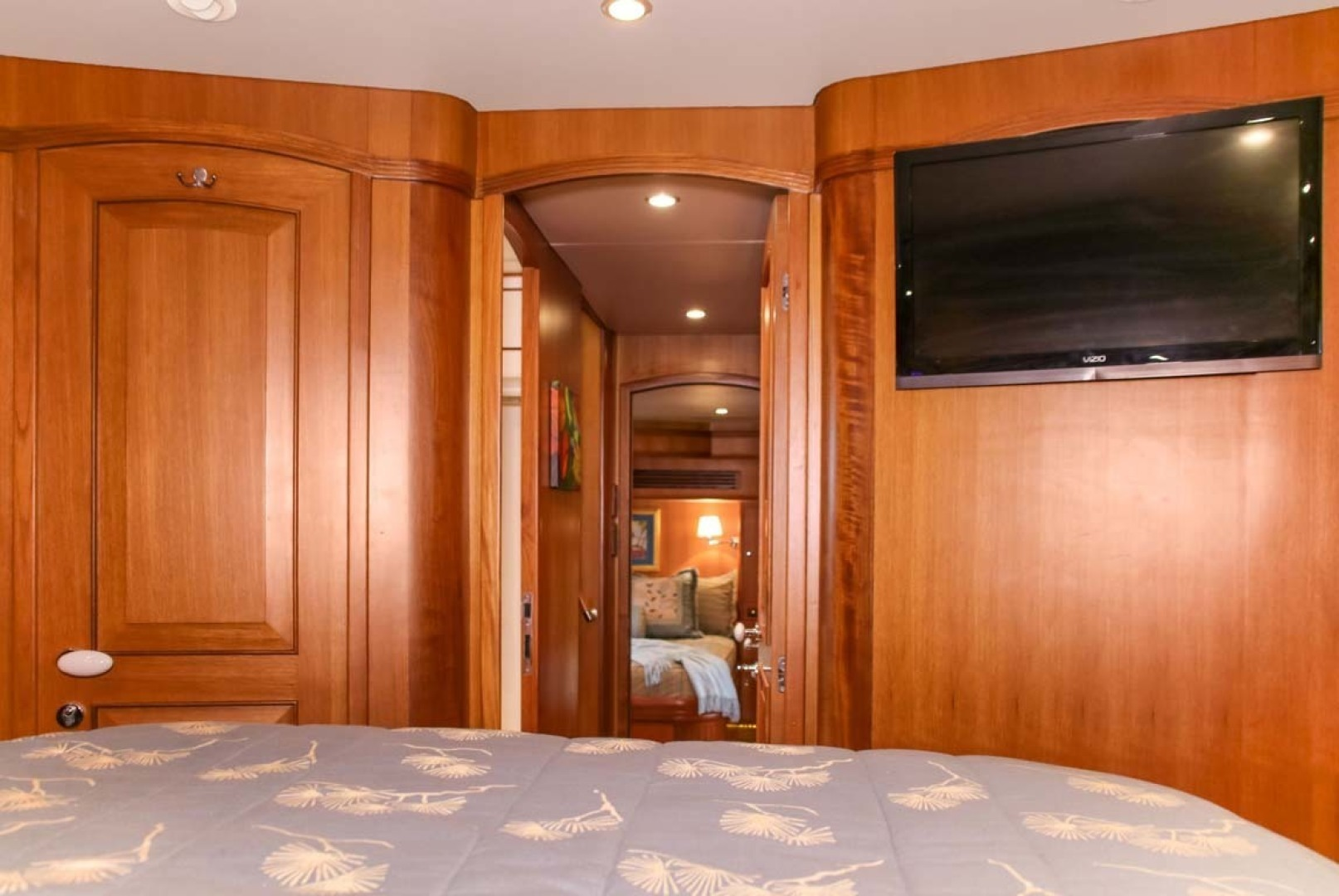 Selene-60 Ocean Trawler 2010-Gypsy Magic Jacksonville-Florida-United States-Forward Stateroom-1346757 | Thumbnail